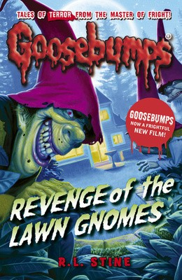Revenge of the Lawn Gnomes by R L Stine  Waterstones