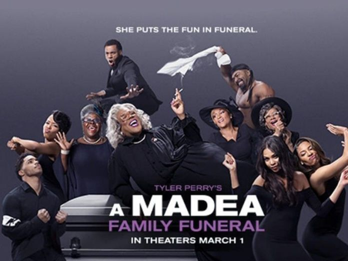 Movie Review: Tyler Perrys A Madea Family Funeral   Recent News    DrydenWire.com