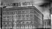 Congress Plaza Hotel Chicago Haunted