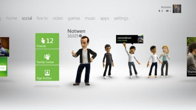 Xbox 360 Dashboard Update Leaked
