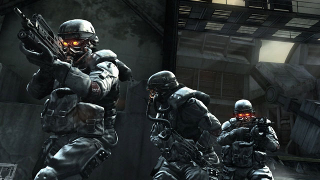 Killzone Shadow Fall Mobile Wallpaper New Details Lead To Possible News Of Killzone 4