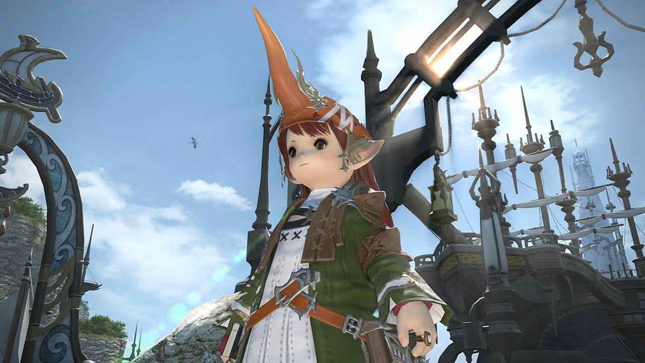 Final Fantasy XIV Screenshots And Information Leaked Lalafell And More Detailed