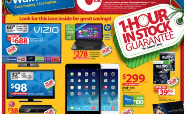 Amazing Walmart Black Friday Deals More From Best Buy