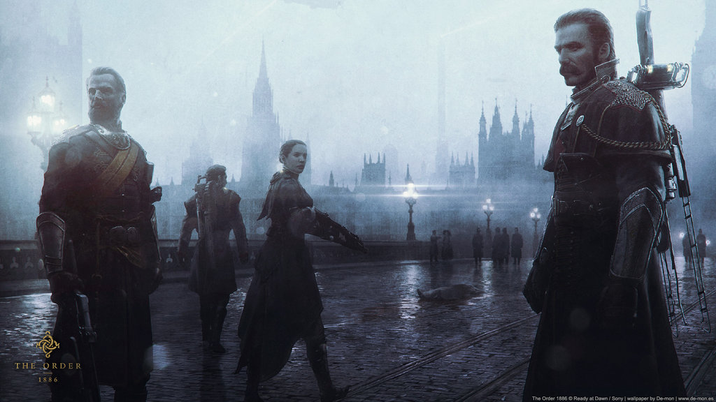 PS4 Exclusive The Order: 1886 Shown Running on PC at 60fps