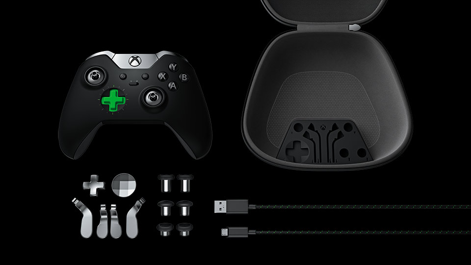 E3 2015 Microsoft Announces Badass Elite Controller For