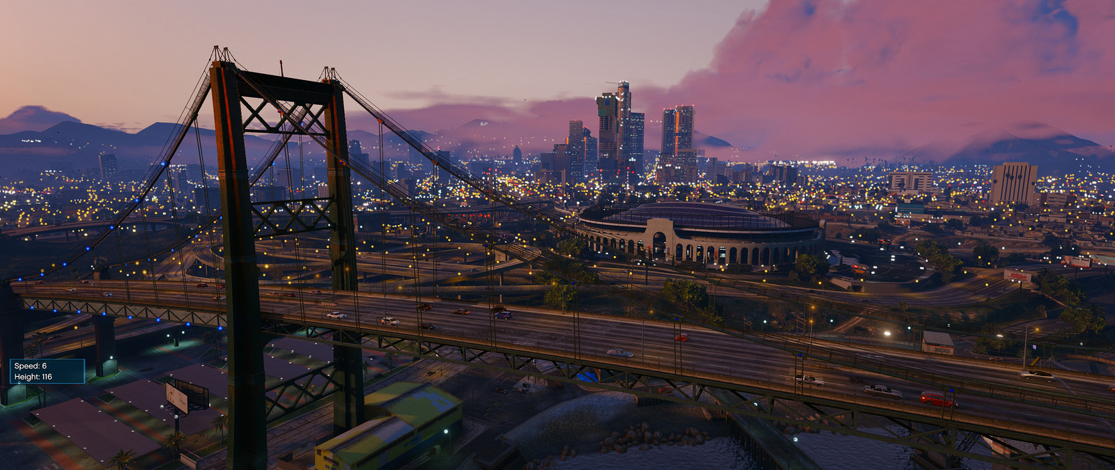GTA V Amazing Gionight Modded Screenshots Are Way Better Than The Original Game