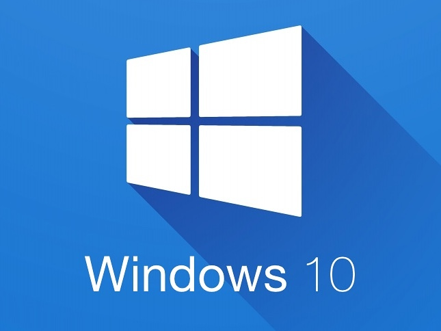 Windows 10 - SeniorDBA
