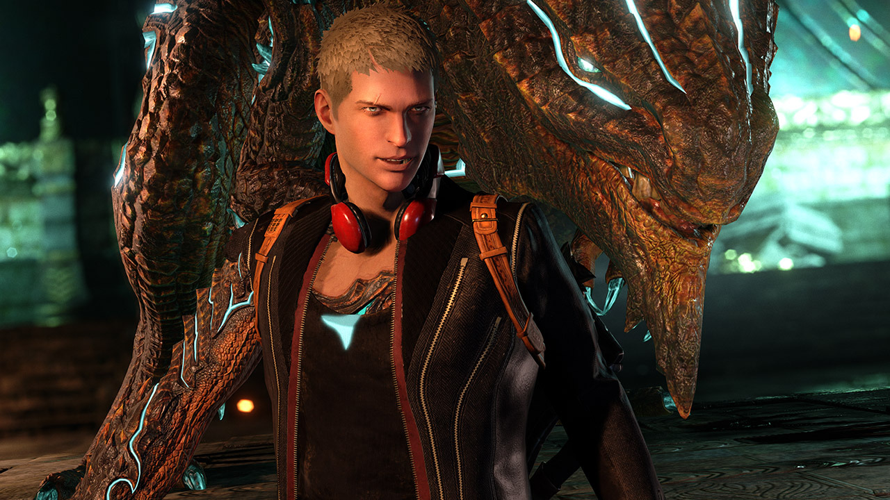 Scalebound Not Focused On Combos At All Has Many