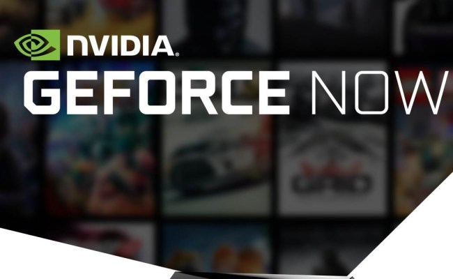 Nvidia Announces Geforce Now Game Streaming Service
