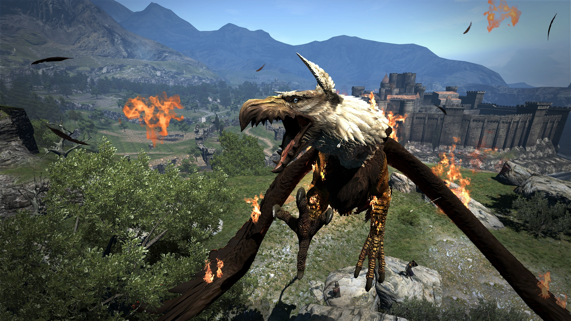 Dragons Dogma Dark Arisen Coming To PC In January 2016