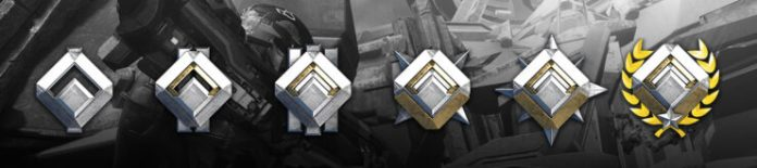 Halo 5 Guardians Multiplayer Ranking System Revealed