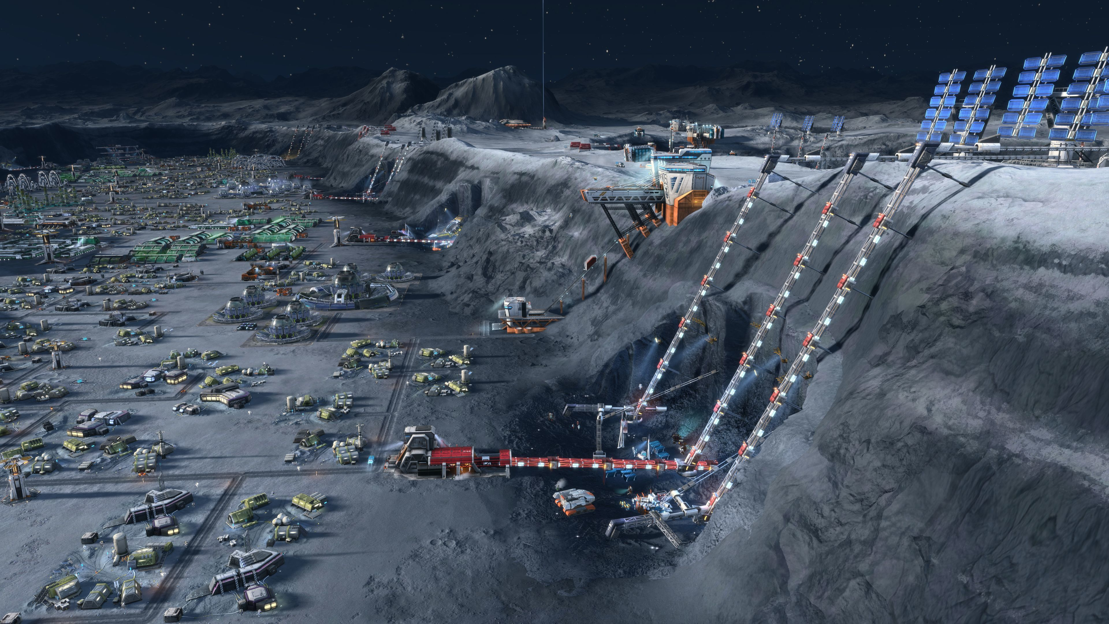 Windows 8 Official Wallpaper Hd Anno 2205 Launched And Benchmarked On Pc Performance