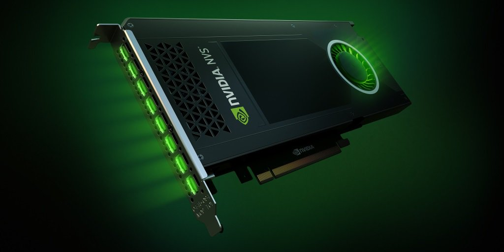 NVIDIA Launches NVS 810 Digital Signage Graphics Card Powered By Dual Maxwell Cores  Features 8