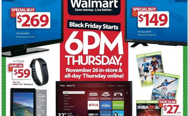 Walmart Black Friday Deals Include 299 Ps4 Xb1 Bundles