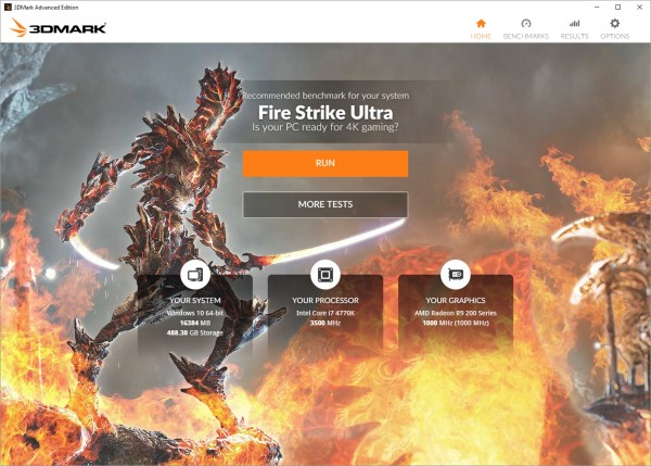 "Futuremark's 3DMark 2016 ""Holiday Beta"" Offers Users A ..."