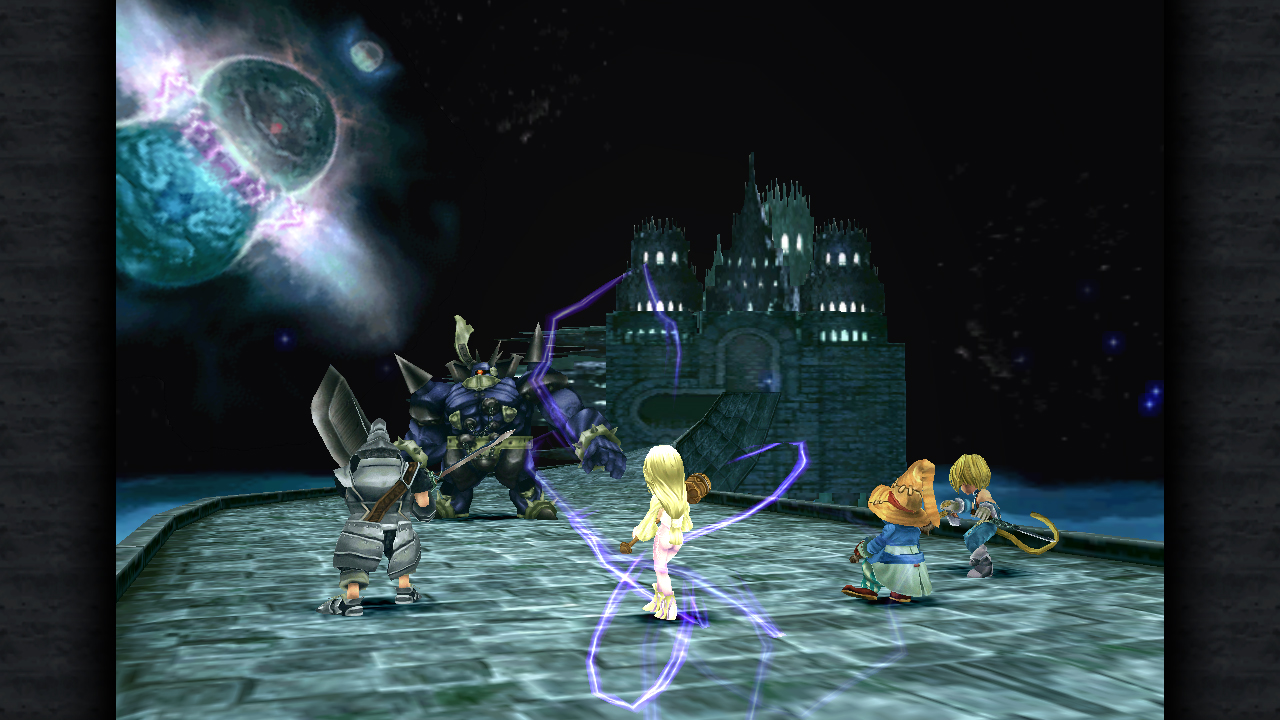 Final Fantasy IX Steam Page Now Live System Requirements
