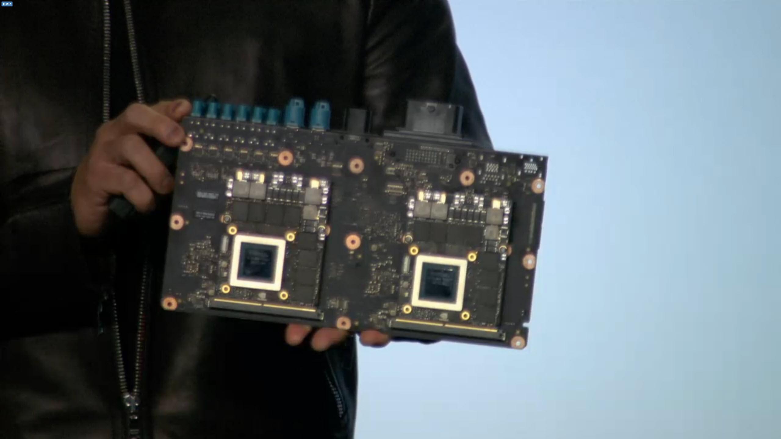 NVIDIA Announces Pascal GPU Powered Drive PX 2  16nm