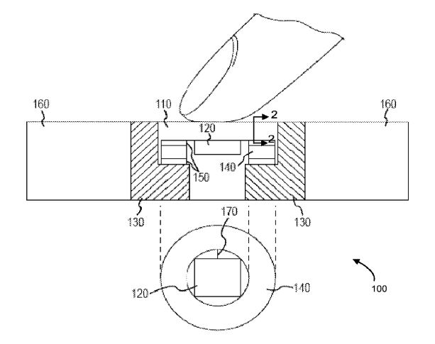 New Apple Patent Shows A Pressure-Sensitive Touch ID For