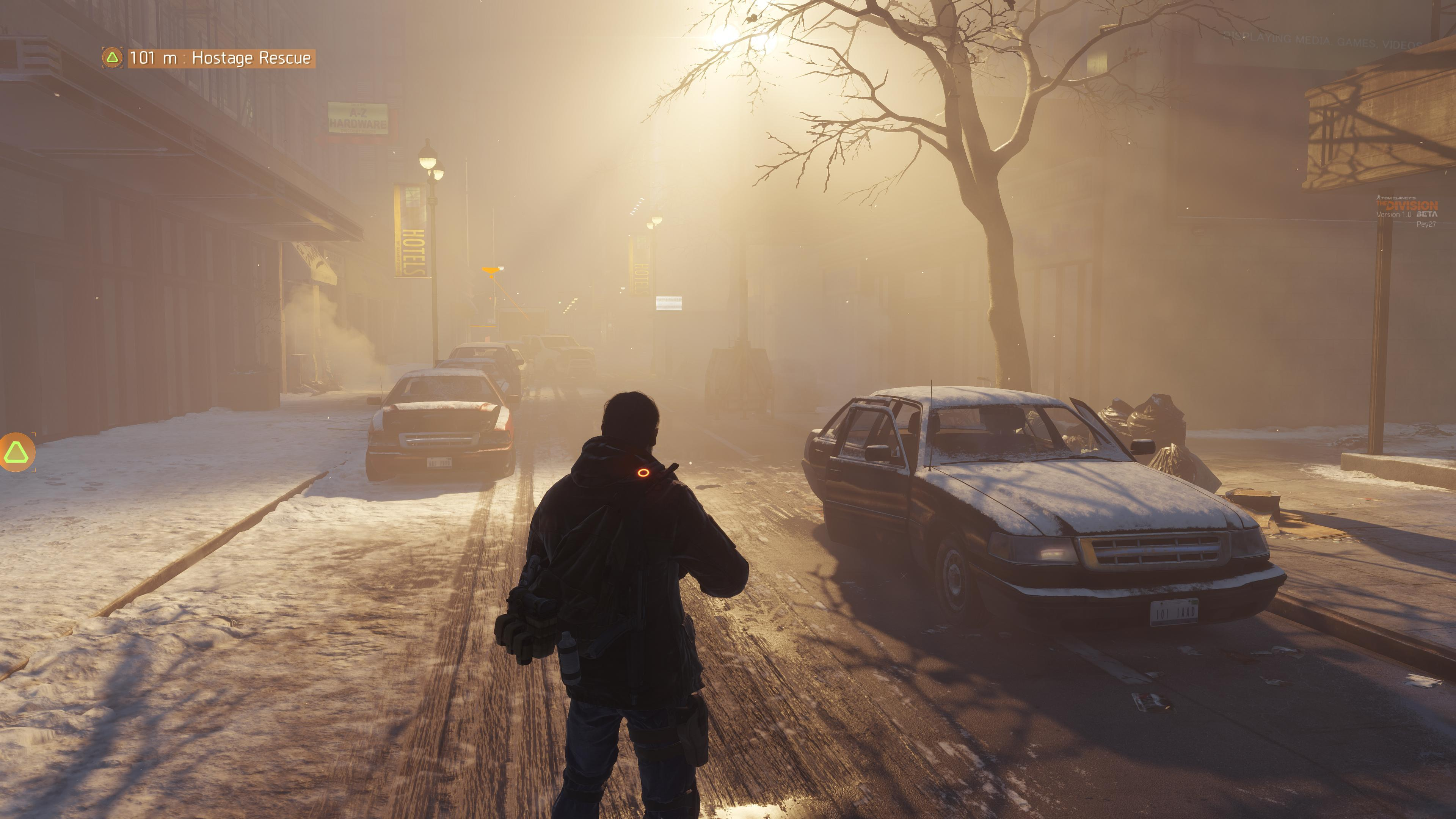 The Division 1.1 Update Notes Leaked, Global Illumination
