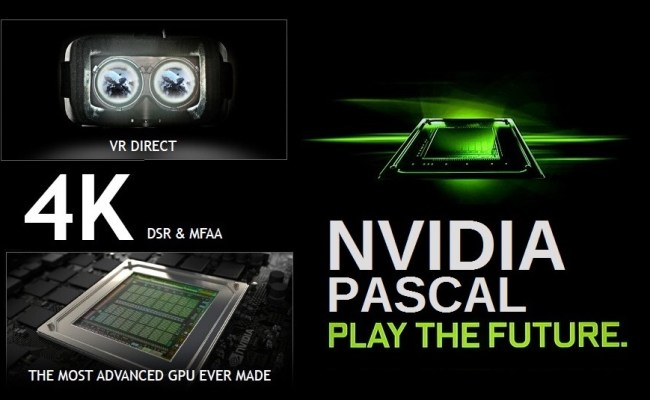 Nvidia Pascal Gtx Graphics Cards To Launch In June At