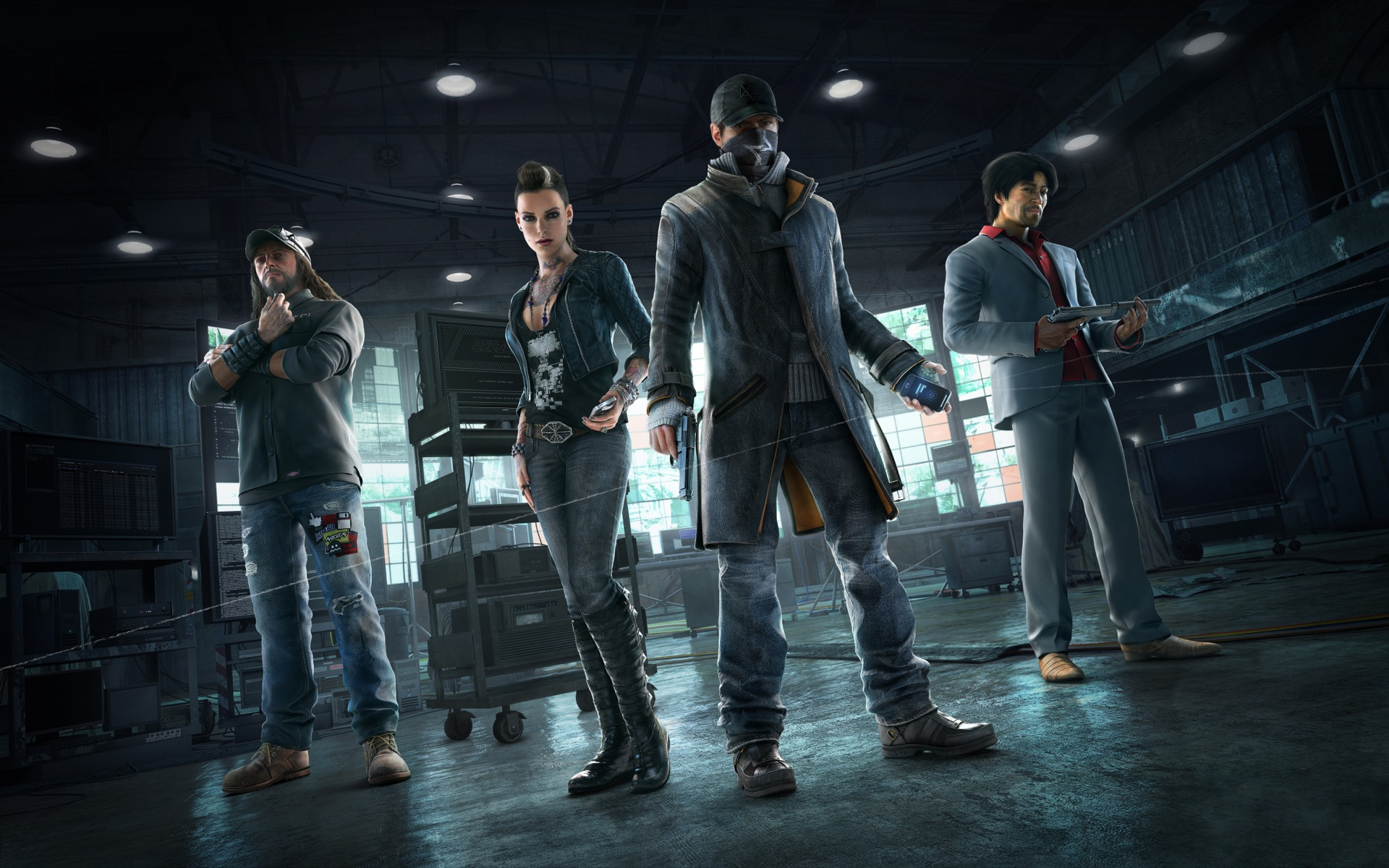 You Can Now Pre Order Watch Dogs 2 At GameStop Official