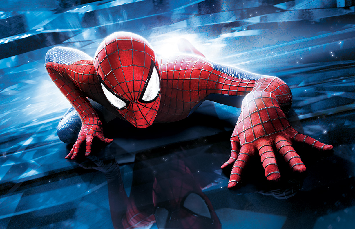 Untitled SpiderMan PS4 Project Might Be In Development By Sucker Punch  Rumor
