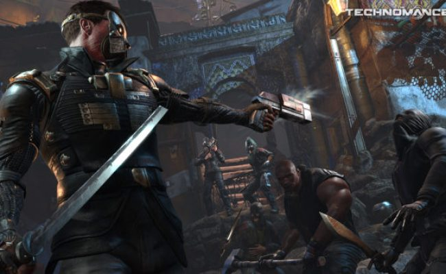 The Technomancer Now Runs At 900p 30 On Xbox One 7th Core
