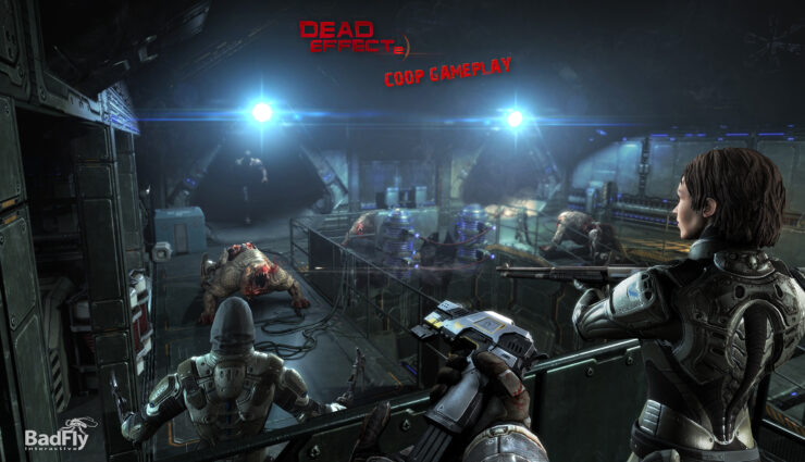Sci-fi FPS Dead Effect 2 Out Now on PC; Due in June for PS4 & XB1