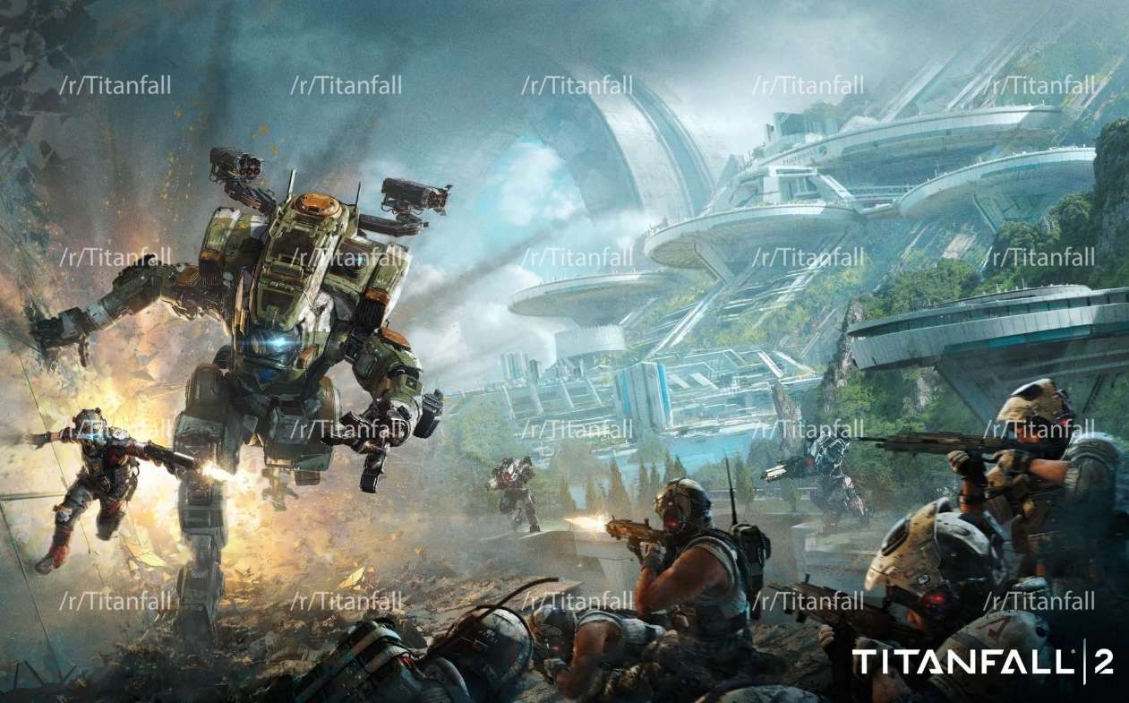 ea titanfall 2 to
