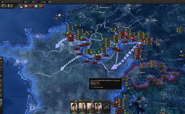 Hearts Of Iron Iv Review The Greatest War