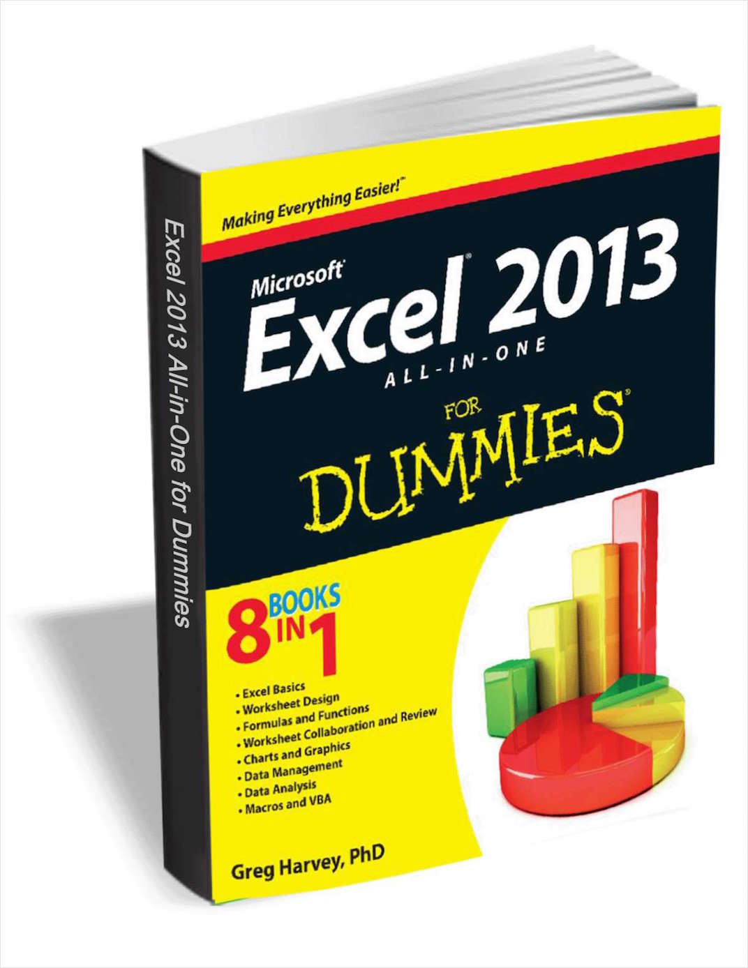 Download Excel All In One For Dummies 8 Books In 1 For Free
