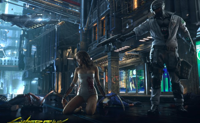 Cyberpunk 2077 May Have Flying Vehicles Cdpr Krakow To Double Or Triple In Size