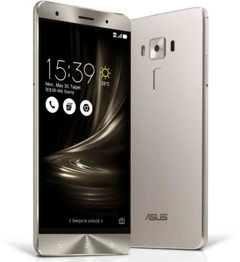 Image result for ASUS ZenFone 3 Deluxe, first Snapdragon 821 phone, now on sale