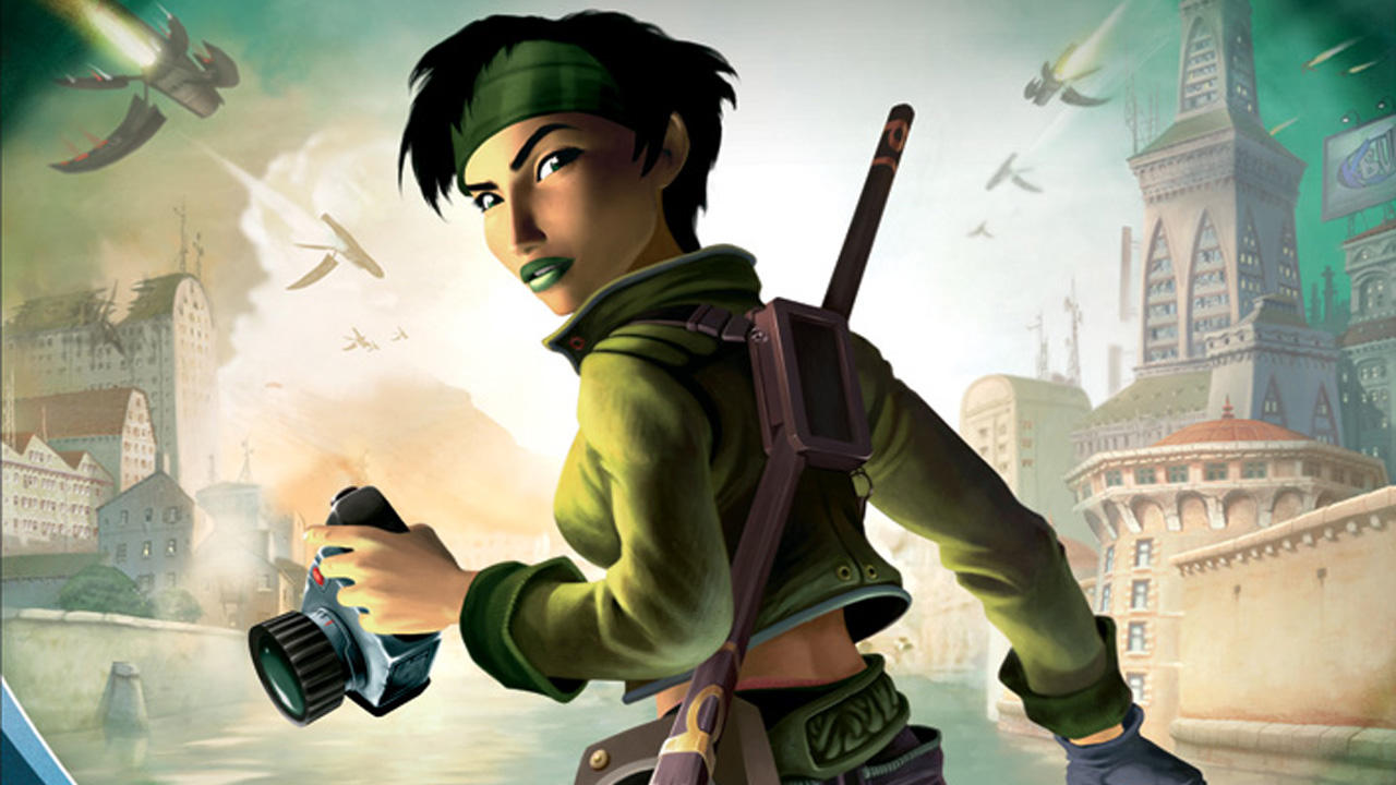 Image result for Beyond Good & Evil 1 game