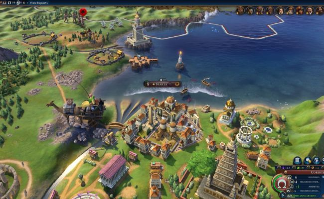 Civilization Vi Review It S All About The Journey