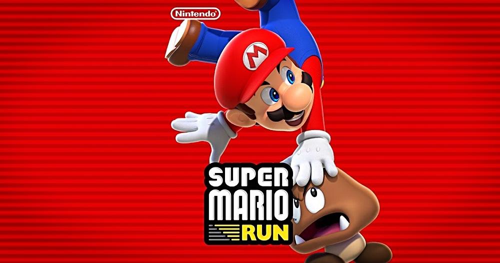 super mario run is