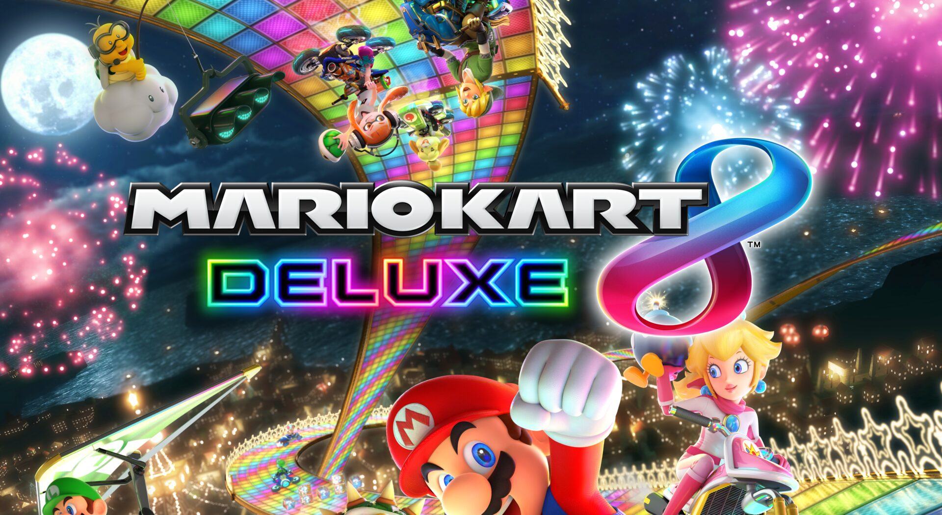 Mario Kart 8 Deluxe New Footage Showcases Battle Mode And