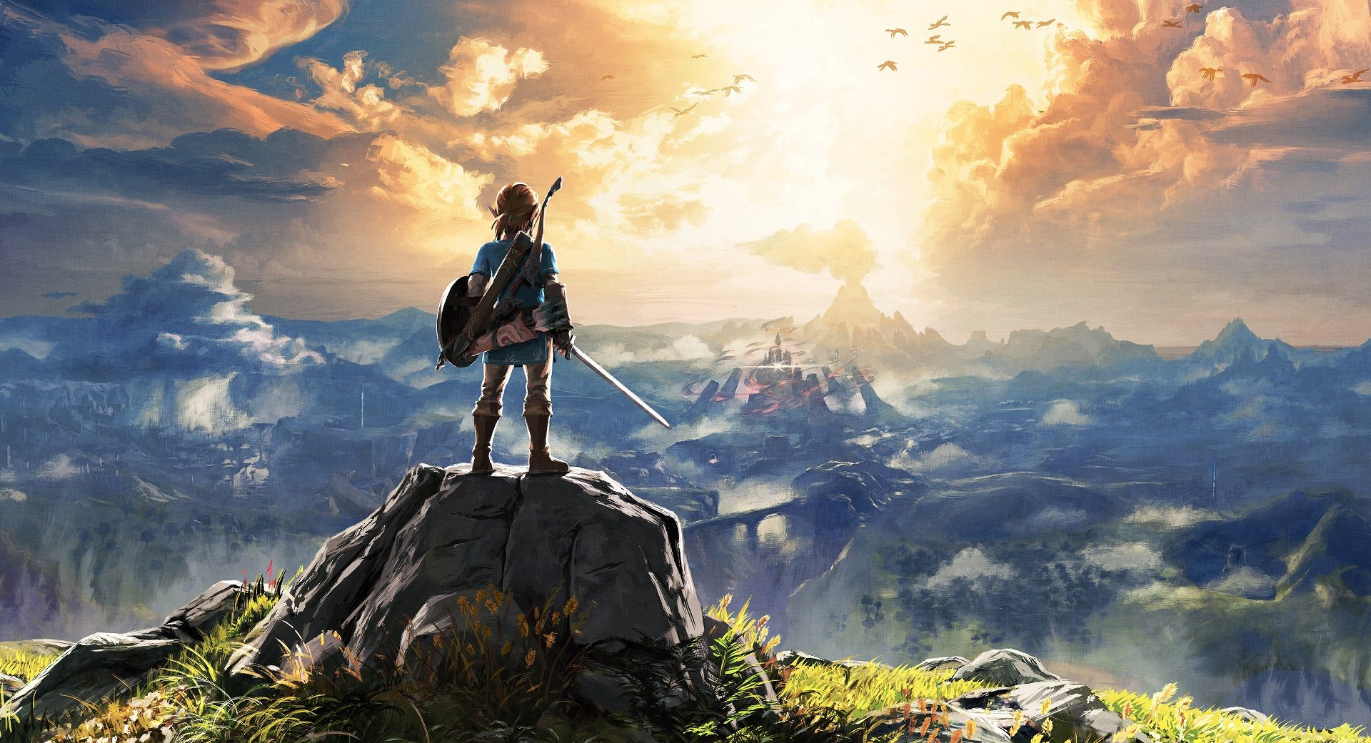 Resultado de imagen para the legend of zelda breath of the wild
