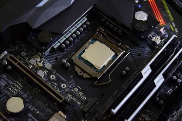 Gigabyte AORUS Z270X Gaming 8 Motherboard Review 74 Is Intel playing a game with its customers? Heres all you need to know about the Z370 controversy