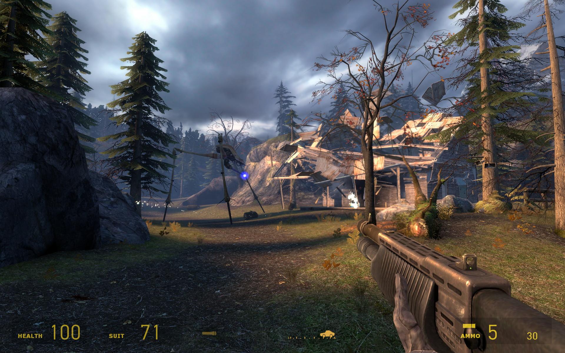 Half Life 2 Vr Gets New Teaser Trailer Mod To Release Soon
