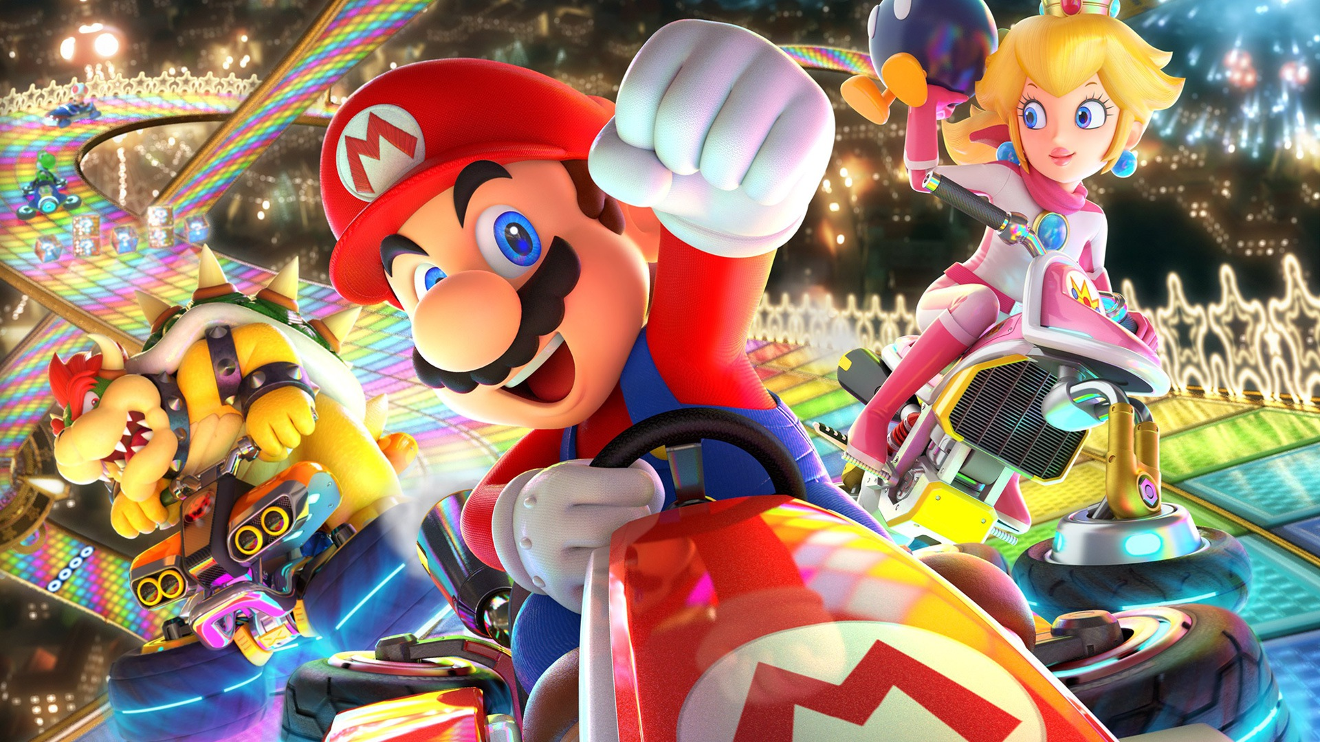 Analyst Mario Kart 8 Deluxe Isnt Any Ordinary Success