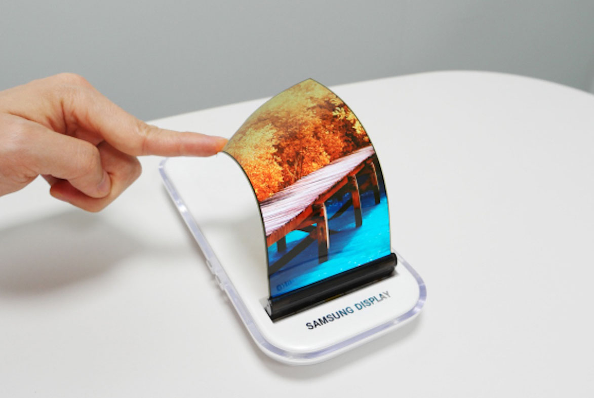 Samsung Has a New Stretchable Display That Marks a Breakthrough in New Panel Technology