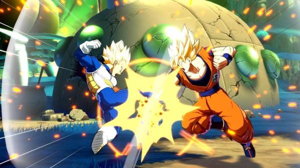 Dragon Ball Fighter Gameplay Videos Showcase Intense