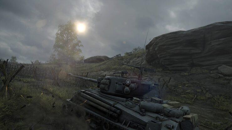 World Of Tanks 4K Screenshots Captured On Xbox One X