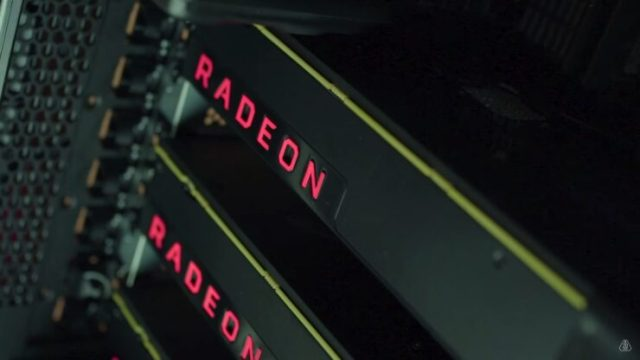 AMD Radeon RX Vega Tri CrossFire 740x416 Tensions for Nvidia: AMD Radeon RX Vega is now ahead of the Nvidia GTX 1080 Ti