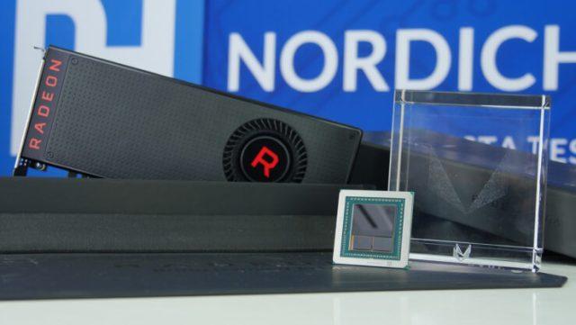 Radeon RX Vega unboxing5 740x417 Unboxing: AMD Radeon RX Vega 56 and 64 Graphics Cards