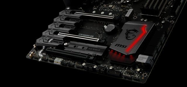 """MSI Z370 Motherboards Tease 2060x966 Is Intel's Z390 chipset really a """"Make over"""" for the 300 series motherboards?"""