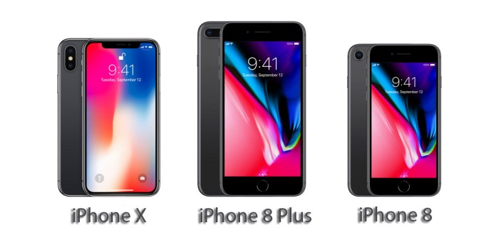 Image result for iphone 8 and iphone x