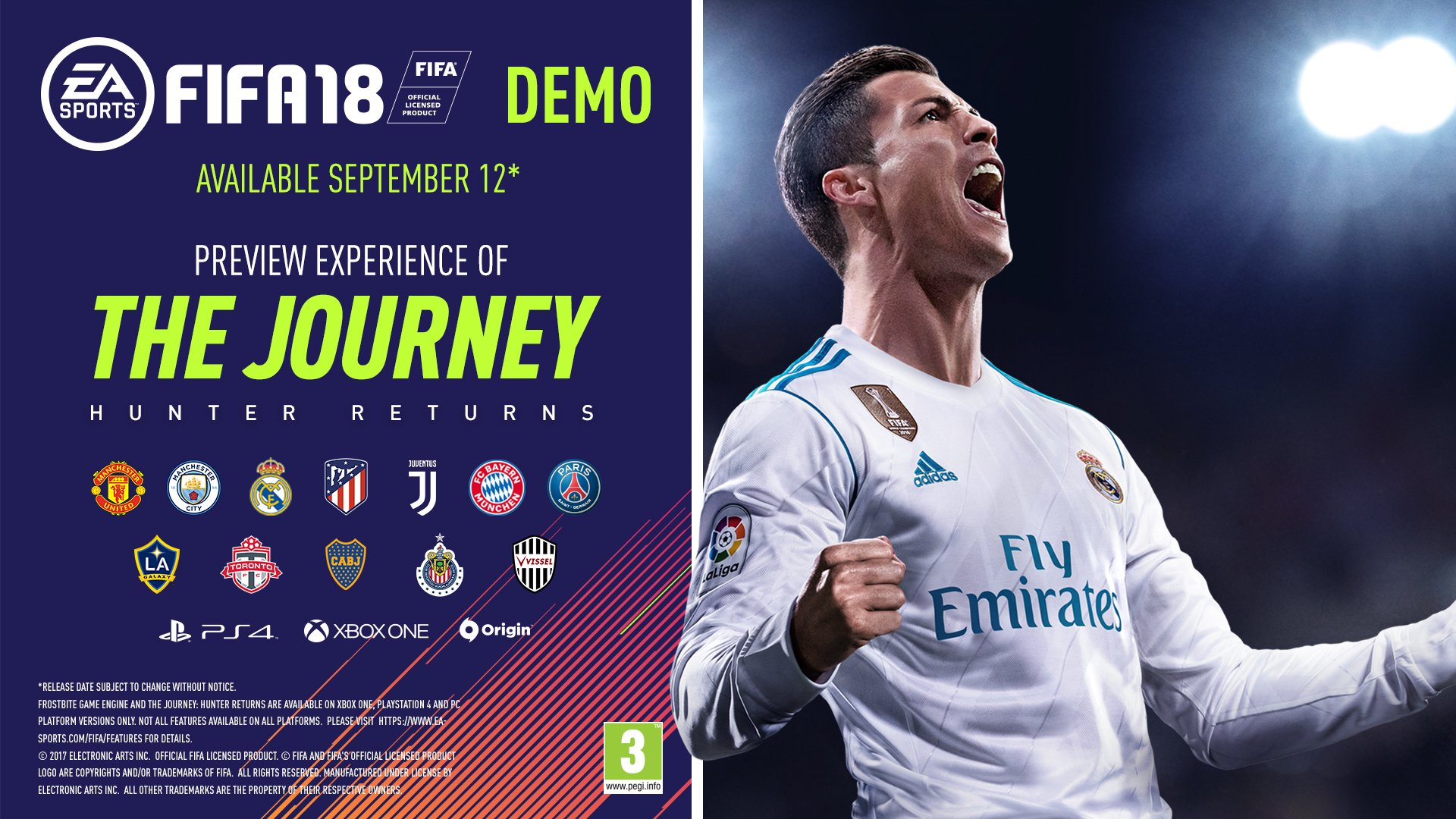 FIFA 18 PC Specifications Revealed DirectX 12 Supported