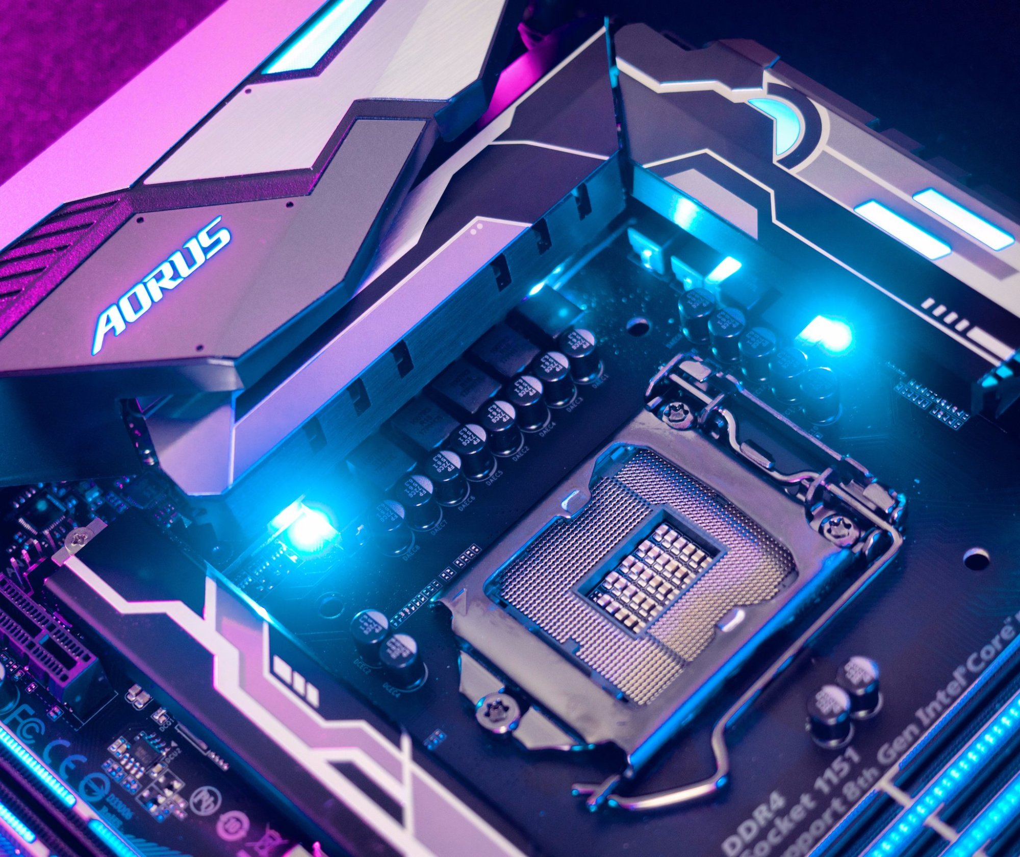 hight resolution of intel confirmed in their official coffee lake briefing that the new processors use a vastly different pin configuration compared to previous generation
